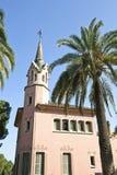 Het huis van Gaudi Stock Afbeeldingen