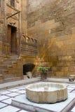 Het huis van gayer-Anderson in Kaïro Royalty-vrije Stock Foto
