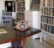 Het Huis van Hemingwayâs in Cuba Stock Foto