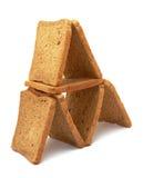 Het huis van het brood Stock Afbeeldingen