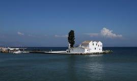 Het huis van het eiland Royalty-vrije Stock Foto's