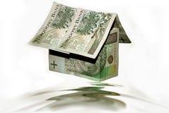 Het Huis van het geld Stock Fotografie