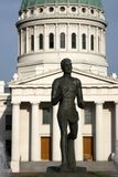Het Huis van het Hof van St.Louis â stock foto