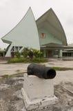 Het huis van het Kiribaitparlement royalty-vrije stock afbeeldingen