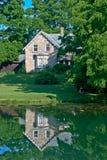Het Huis van het land Stock Foto