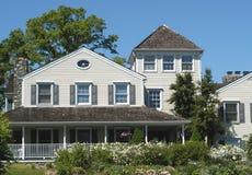 Het Huis van het land Royalty-vrije Stock Foto's