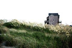 Het huis van het land Stock Afbeelding