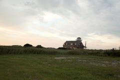 Het huis van het land Royalty-vrije Stock Afbeelding