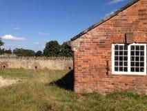 Het huis van het landbouwbedrijf Royalty-vrije Stock Fotografie
