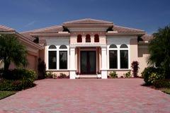 Het Huis van het landgoed Royalty-vrije Stock Foto