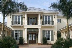 Het Huis van het Landgoed van Magnificant Royalty-vrije Stock Foto's