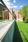 Het huis van het ontwerp Stock Foto
