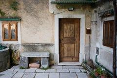 Het huis van het platteland Royalty-vrije Stock Afbeeldingen