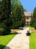 Het huis van het slagveld    Royalty-vrije Stock Foto's
