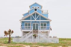 Het Huis van het strand Stock Foto