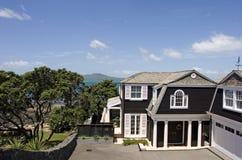 Het Huis van het Strand van de luxe Royalty-vrije Stock Afbeelding