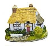 Het huis van het stuk speelgoed Royalty-vrije Stock Afbeeldingen