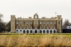Het Huis van het Syonpark, Londen, het UK royalty-vrije stock afbeeldingen