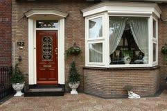 Het huis van Holland Royalty-vrije Stock Afbeeldingen