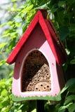 Het huis van insecten stock afbeelding