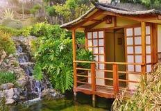 Het huis van Japan stock afbeelding