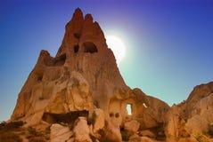 Het huis van Kapadokya Royalty-vrije Stock Fotografie
