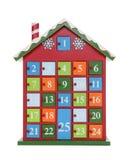 Het Huis van Kerstmis Royalty-vrije Stock Afbeeldingen