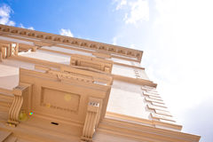 Het huis van Londen Royalty-vrije Stock Afbeeldingen