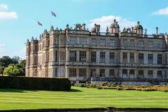 Het Huis van Longleat Royalty-vrije Stock Fotografie