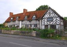 Het huis van Mary Ardens Stock Fotografie