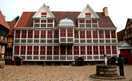 Het huis van Mintmaster Stock Foto's