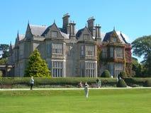 Het Huis van Muckross in Kerry, Ierland Royalty-vrije Stock Afbeeldingen