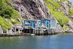 Het Huis van Newfoundland stock afbeeldingen