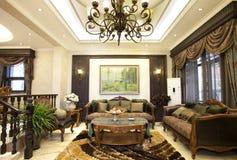 Het huis van Nice Royalty-vrije Stock Fotografie