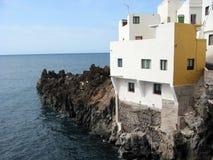 Het huis van Oceanside Royalty-vrije Stock Foto
