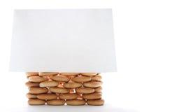 Het huis van ongezuurde broodjes Royalty-vrije Stock Fotografie