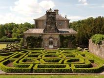 Het Huis van Pollok Royalty-vrije Stock Foto's