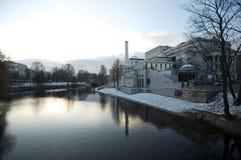 Het Huis van Riga Opaera Royalty-vrije Stock Foto