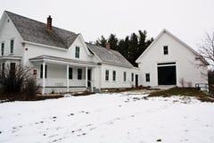 Het huis van Robert Frost royalty-vrije stock foto's