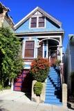 Het Huis van San Francisco Stock Foto