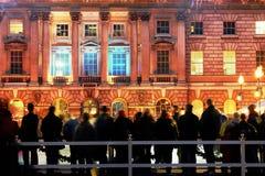 Het Huis van Somerset Stock Afbeelding