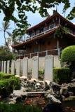 Het Huis van Tainan, Taiwan Chikan Stock Foto's