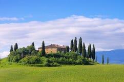 Het huis van Toscanië Royalty-vrije Stock Fotografie