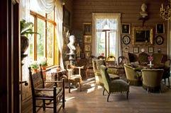 Het Huis van Troldhaugen van Edvard Grieg in Bergen stock foto's