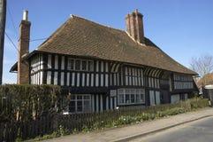 Het huis van Tudor Royalty-vrije Stock Afbeeldingen