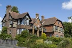 Het huis van Tudor Stock Foto