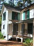 Het Huis van twee Verhaal Royalty-vrije Stock Foto