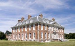 Het Huis van Uppark Royalty-vrije Stock Afbeeldingen