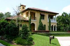 Het Huis van Upscale royalty-vrije stock foto's