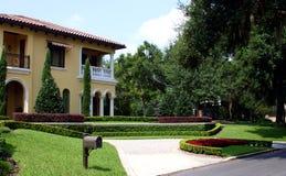 Het Huis van Upscale royalty-vrije stock foto
